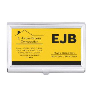 Classic Realtor-Construction-Handyman 1a Business Card Holder