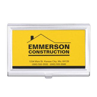 Classic Realtor-Construction-Handyman 2a Business Card Case