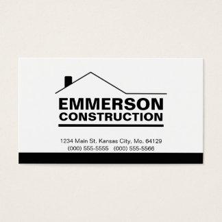 Classic Realtor-Construction-Handyman 2c Business Card