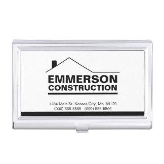 Classic Realtor-Construction-Handyman 2c Business Card Case