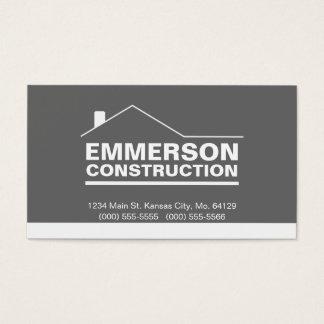 Classic Realtor-Construction-Handyman 2e Business Card