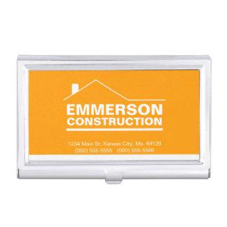 Classic Realtor-Construction-Handyman 2f Business Card Case