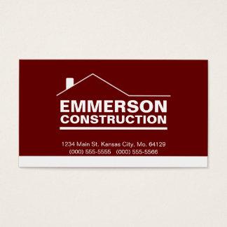 Classic Realtor-Construction-Handyman 2g Business Card