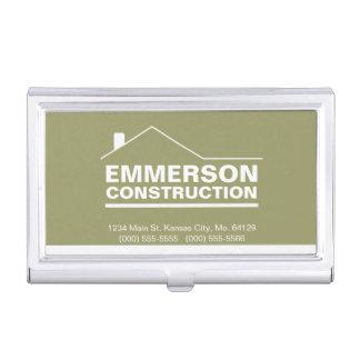 Classic Realtor-Construction-Handyman 2h Business Card Case