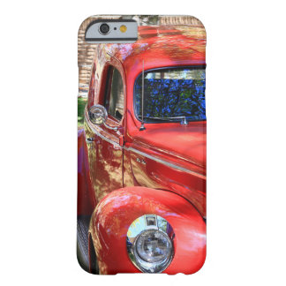 Classic Red Car Barely There iPhone 6 Case
