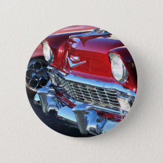 Classic Red Car button