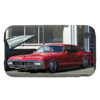Classic red car iPhone 3 tough cases