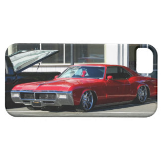 Classic red car iPhone 5 covers