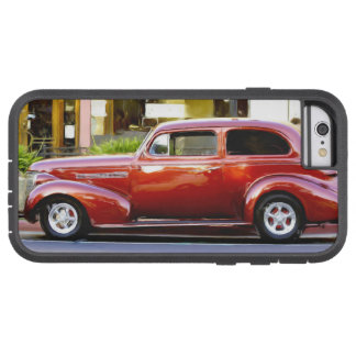 Classic Red Car Tough Xtreme iPhone 6 Case