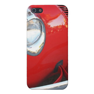 Classic red car Case for iPhone 4