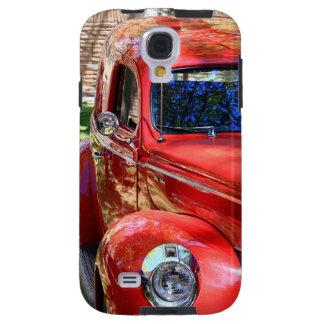 Classic Red Car Galaxy S4 Case