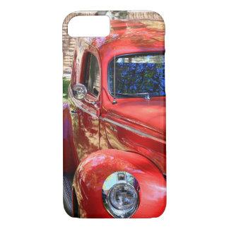 Classic Red Car iPhone 7 Case
