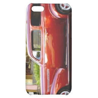 Classic Red Car iPhone 5C Cover