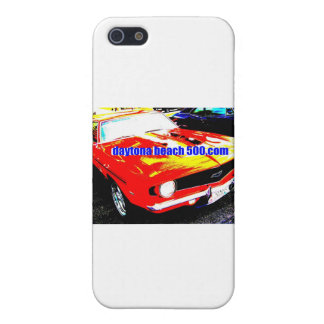 classic Red Car iPhone 5 Cover