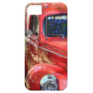 Classic Red Car iPhone SE/5/5s Case