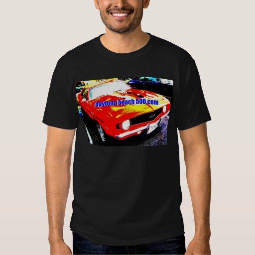 classic Red Car T-Shirt