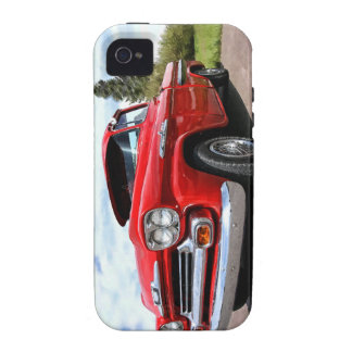 Classic Red Chevy Truck iPhone 4 Covers