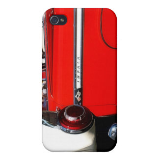 Classic Red Case For iPhone 4