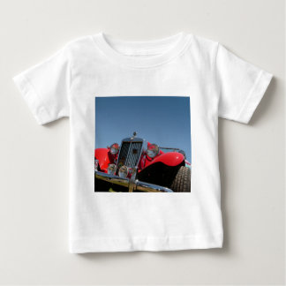 Classic Red Roadster Baby T-Shirt