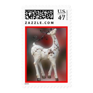 Classic Reindeer Postage