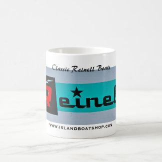 Classic Reinell Boats coffee mug