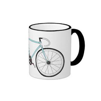 Classic Retro Bicycle Mugs