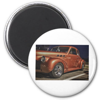 Classic Retro Car HDR Picture Photo Shirts Hat Mug Magnets