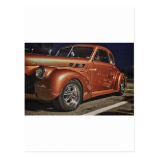 Classic Retro Car HDR Picture Photo Shirts Hat Mug Postcard
