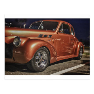 Classic Retro Car HDR Picture Photo Shirts Hat Mug Post Cards