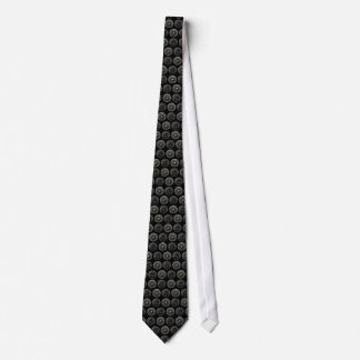 Classic rev counters, old air-cooled sports car neck tie
