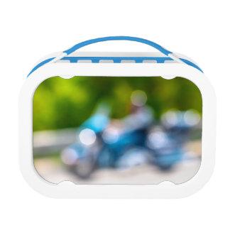 classic rider lunch box