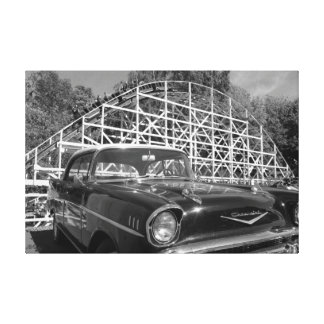 Classic Rides Canvas Print