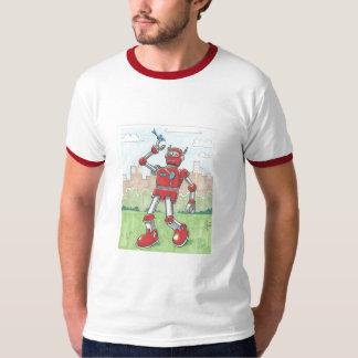 Classic Robot T-shirt