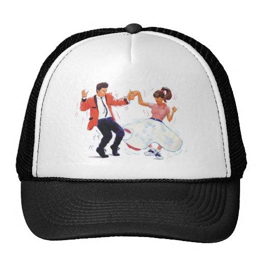 Classic Rock and Roll  Jive Dancing Hats