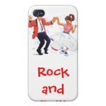 Classic Rock and Roll Jive Dancing Covers For iPhone 4