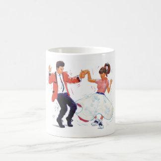 Classic Rock and Roll  Jive Dancing Mug