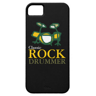 classic rock drummers iPhone 5 covers