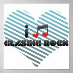 Classic Rock fan Posters