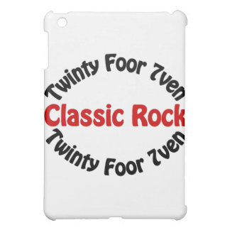 Classic Rock - Twinty Foor 7ven Cover For The iPad Mini