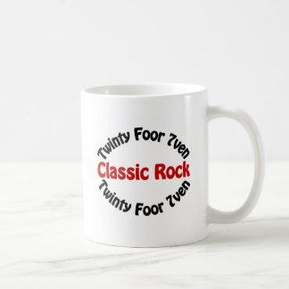 Classic Rock - Twinty Foor 7ven Coffee Mugs