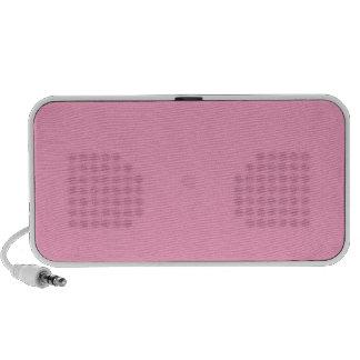 Classic Rose Pink Mini Speakers