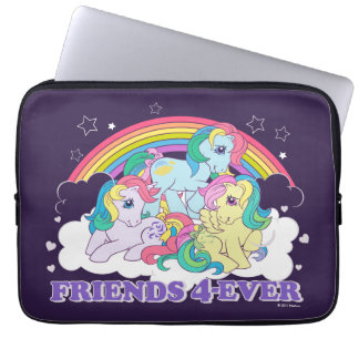 Classic Roseluck | Friends 4-Ever Laptop Sleeve