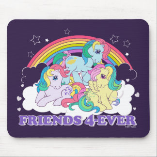 Classic Roseluck | Friends 4-Ever Mouse Pad