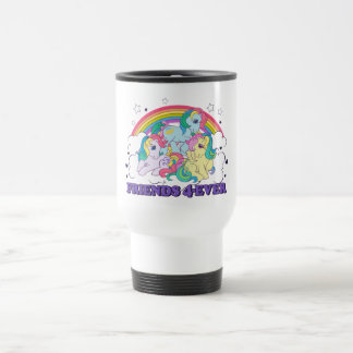 Classic Roseluck | Friends 4-Ever Travel Mug