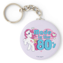 Classic | Roseluck | Made In The 80's Keychain