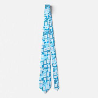 Classic RPG Map Necktie