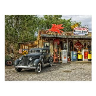Classic RT 66 Arizona Postcard