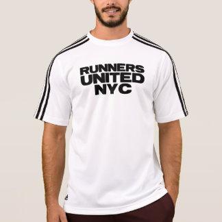 Classic RU-NYC w/Black Red & Gold Diamond T-Shirt