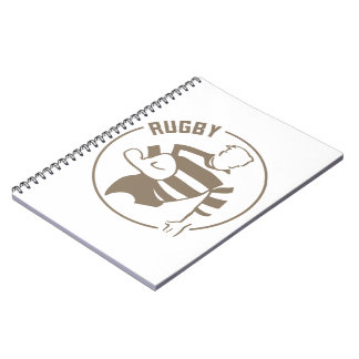 Classic Rugby Notebook