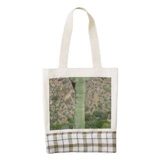 Classic Saguaro Zazzle HEART Tote Bag